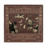 Babys Opera Giclee Print by  Vintage Apple Collection