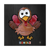 Gobble Giclee Print by  Design Turnpike