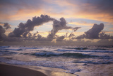 Ocean Sunrise 1 Photographic Print by Rob Lang