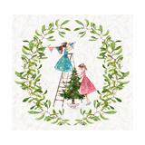 Christmas Magic I Giclee Print by  Irina Trzaskos Studio