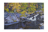 Creek Giclee Print by Rusty Frentner
