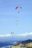 Hang Glider 6 Photographic Print by Toula Mavridou-Messer