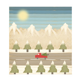 Winter Days Giclee Print by Tammy Kushnir