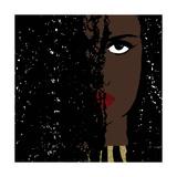 Iolana Giclee Print by Tina Lavoie