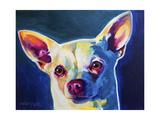 Chihuahua - Coco Giclee Print by  Dawgart