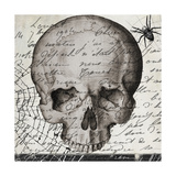 Halloween Skull Giclee Print by  Color Bakery
