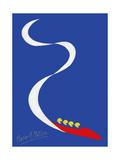 43CO Giclée-tryk af Pierre Henri Matisse