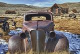 Vintage Rustic Car Photographic Print by Robert Kaler