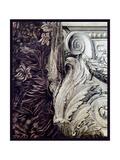 DaVinci Cornice 1 Giclee Print by Vintage Lavoie
