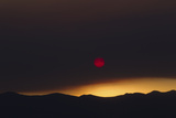 Desert Sunrise 1 Photographic Print by Rob Lang
