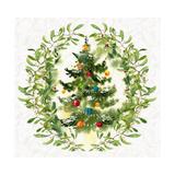 Christmas Magic II Giclee Print by  Irina Trzaskos Studio