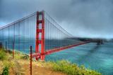 Golden Gate Bridge Photographic Print by Robert Kaler