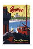 Travel 0262 Giclee Print by Vintage Lavoie