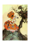 CA Fairy 56 Giclee Print by  Vintage Apple Collection
