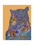 Bear Spirit Giclee Print by  Drawpaint Illustration