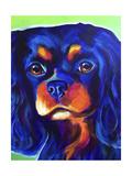 Saffy Giclee Print by  Dawgart