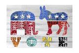 Vote Reproduction procédé giclée par  Design Turnpike