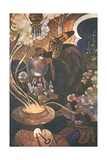 CA Fairy 29 Giclee Print by  Vintage Apple Collection