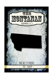 States Brewing Co Montana Giclee Print by  LightBoxJournal