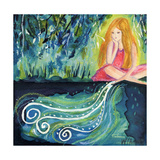 Power Within Giclee Print by  Wyanne