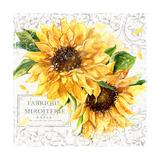 Summertime Sunflowers I Giclee-trykk av  Irina Trzaskos Studios
