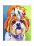 Mochi Giclee Print by  Dawgart