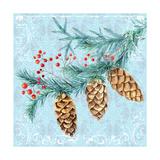 Christmas V Giclee Print by  Irina Trzaskos Studios