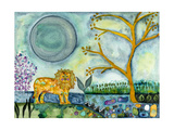 Peacemaker Giclee Print by  Wyanne
