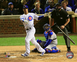 Willson Contreras Home Run Game 6 of the 2016 National League Championship Series Photo