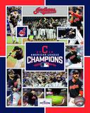 Cleveland Indians 2016 American League Champions Composite Photo