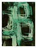 Aquamarine Windows I Premium Giclee Print by Charles McMullen