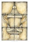 Ceramic Urn II Giclee-tryk i høj kvalitet af Jennifer Goldberger