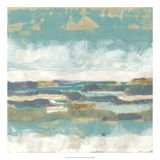 Letters from the Sea I Premium Giclee Print by Jennifer Goldberger