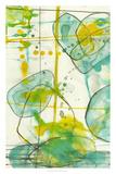 Splish Splash I Premium Giclee Print by Jennifer Goldberger