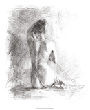 Life Drawing I Premium Giclee Print by Ethan Harper
