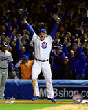 Anthony Rizzo celebrates winning Game 6 of the 2016 National League Championship Series Photo