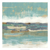 Letters from the Sea II Premium Giclee Print by Jennifer Goldberger