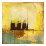 Counter Weight I Premium Giclee Print by Jennifer Goldberger