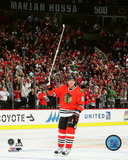 Marian Hossa 500th NHL Goal- October 18, 2016 Photo