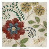Valentine Tapestry I Premium Giclee Print by Chariklia Zarris