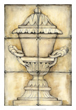 Ceramic Urn I Premium Giclee Print by Jennifer Goldberger