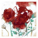Flower Expression I Premium Giclee Print by Jennifer Goldberger