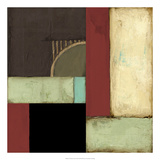 Loft Abstract I Premium Giclee Print by Jennifer Goldberger