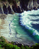 The Carmel Highlands, Monterey Bay, California Photo