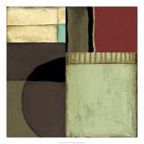 Loft Abstract II Giclée-Premiumdruck von Jennifer Goldberger