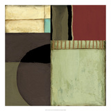 Loft Abstract II Premium Giclee Print by Jennifer Goldberger