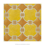 Brilliant Symmetry II Premium Giclee Print by Chariklia Zarris