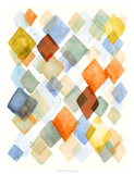Parallel III Premium Giclee Print by Megan Meagher