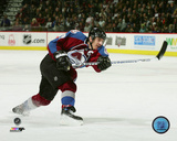 Joe Sakic 2007-08 Action Photo