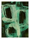 Aquamarine Windows II Premium Giclee Print by Charles McMullen